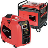 Light Duty Generator being used at rental in Atlanta, GA